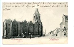 Middelkerke - La Nouvelle église / Ed. V.G. (1904) - Middelkerke