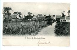 La Panne - La Route De Furnes (1904) - De Panne