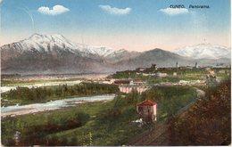 Cuneo - Panorama - Fp Nv - Cuneo
