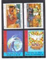 GUT1051  UNO GENF 2006  MICHL  541/42 + 551/52  ** Postfrisch - Genf - Büro Der Vereinten Nationen