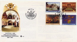 RSA - SUD AFRICA - 1985 - PARLEMENT PARLIAMENT BUILDING - FDC
