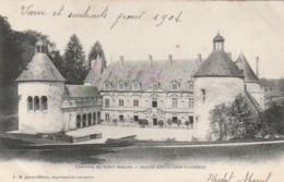 ** *  21  ***   BUSSY   Chateau De Bussy Rabutin Façade Sur La Cour D'Honneur - Precurseur TTB - France