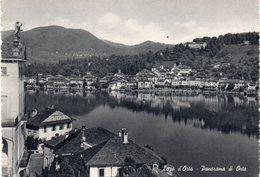 Lago D'Orta - Panorama Di Orta - Nv - Novara
