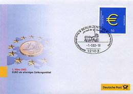GERMANIA - 2002 - EURO - QUADRIGA - Archeologia