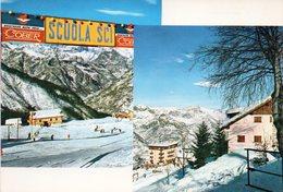 Valsesia - Mera - Scuola Di Sci - Nv - Vercelli