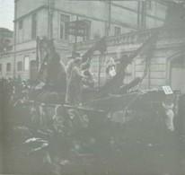 2 Positifs Stéréo . Montpellier Carnaval 1905 Et 1906 . - Photos Stéréoscopiques