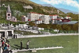 Val D'Aosta - St Vincent - Stand Tiro A Volo - Fg - Italia
