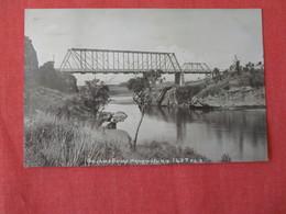RPPC Ballance Bridge Manawatu   New Zealand    Ref 3170 - New Zealand