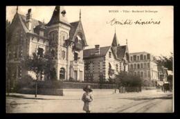 17 - ROYAN - VILLAS - BOULEVARD ST-GEORGES - Royan