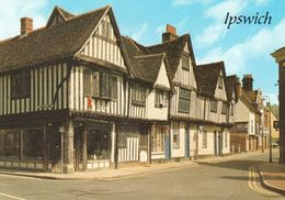 1 AK England * Ipswich - Silent Street - Grafschaft Suffolk * - Ipswich
