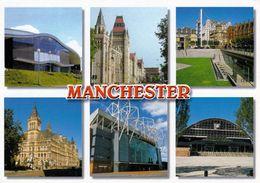 1 AK England * Sehenswürdigkeiten In Der Stadt Manchester * - Manchester