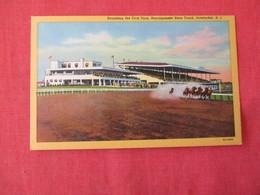 Horse Racing   Narragansett Race Track Pawtucket R.I.    Ref 3170 - Postcards