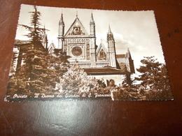 B713  Orvieto Duomo Dei Giardini Non Viaggiata - Italia