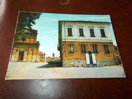 B713  Ceresole D'alba Cuneo Municipio Viaggiata Pieghina Angolo - Italia