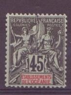 Océanie N° 19** - Oceania (1892-1958)