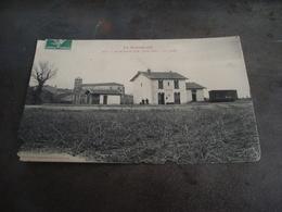 SAINT HIPPOLYTE LA GARE 1912 ANIMEE - Frankreich