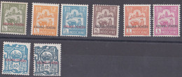 Kouang-Tchéou  N° 73 à 77** + 80-86-88** - Unused Stamps