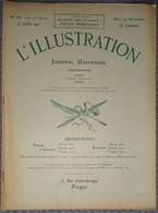 L'Illustration 3622 27 Juillet 1912 Prince De Galles/Aviation Au Maroc/Latham/Fêtes Persanes/Dardanelles/5 Mâts France - L'Illustration