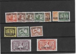 Kouang-Tchéou  N, 140/155** Sauf 148-148A-151-153-154 - Unused Stamps