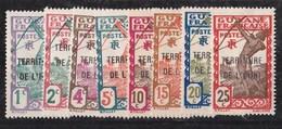 Inini N° 1 à 8** - Inini (1932-1947)
