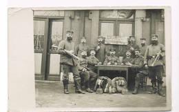 MEIX Devant VIRTON Grenz-wache 1916 Occupation Allemande - Virton