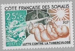 Côte Des Somalis N°324** - Côte Française Des Somalis (1894-1967)