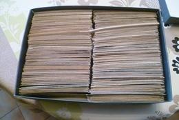 --GROS LOT DE CARTES POSTALES ANCIENNES ( DESTOKAGE )  1000 CARTES . - Cartes Postales