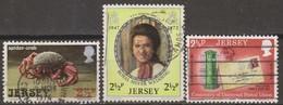 Jersey 1972-74 Selezione 3v (o) - Jersey