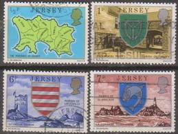 Jersey 1976 Selezione 4v (o) - Jersey