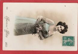 Haute-Saône- Ray - Facteur Boitier - Cachet Perlé Sur Semeuse 5C 1911 - Marcophilie (Lettres)