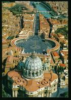 AK Vatikan | Petersplatz, Luftaufnahme - Vatican