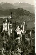 006163  Königsburg Neuschwanstein Mit Schwansee - Deutschland