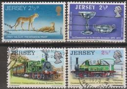 Jersey 1972-73 Selezione 4v (o) - Jersey
