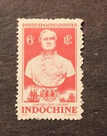 TIMBRE FRANCE COLONIE  INDOCHINE 1943 YVERT N° 268  NEUF - Indocina (1889-1945)