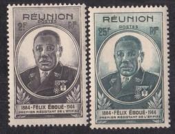 Réunion N°  260/261** - La Isla De La Reunion (1852-1975)