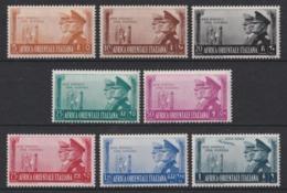 1941 Africa Orientale Italiana Fratellanza D'armi Italo-Tedesca Gomma Integra MNH** - Africa Orientale Italiana