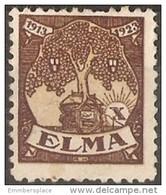 Vignette (poster Stamp) - ELMA 1913-1923 - Commemorative Labels