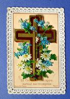 IMAGE PIEUSE...RELIGIEUSE . CANIVET A SYSTÈME...ED. BAILLARD......LA CROIX EST MON APPUI - Images Religieuses