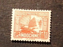 TIMBRE FRANCE COLONIE  INDOCHINE 1931 YVERT N° 152  NEUF - Indocina (1889-1945)