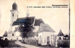 ARMÉNIE : ÉGLISE ARMÉNIENNE : GYERGYÓSZENTMIKLÓS / GHEORGHENI - ROUMANIE / ROMANIA - TRANSYLVANIA ~ 1905 - '10 (aa566) - Armenia