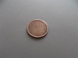 Grande-Bretagne - Jeton - Half Penny - 1811 -Cuivre - 1662-1816 : Anciennes Frappes Fin XVII° - Début XIX° S.