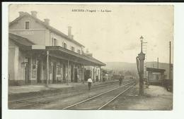 88 - Vosges - Arches - La Gare - - Arches