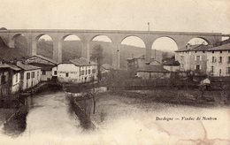 DPT 24 Dordogne Viaduc De Nontron - France