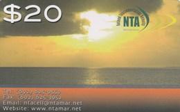 Marshall Islands - Sunlight - Marshalleilanden