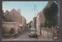CPSM PARCE-Rue Basse-Colorisée-2 Chevaux-GF- - Other Municipalities
