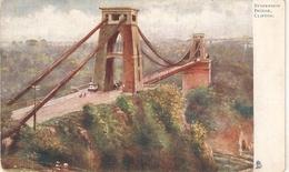 """Suspension Bridge Clifton"" Tuck Oilette PC #   1785 - Tuck, Raphael"