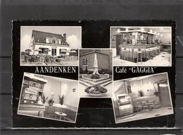 Diepenbeek / Aandenken  Café GAGGIA / Grendelbaan 59 - Diepenbeek