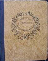 Protège Cahier Institution St Hildevert Gournay En Bray - Blotters