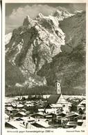 006170  Mittenwald Gegen Karwendelgebirge - Mittenwald