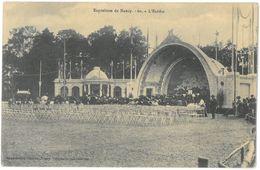 CPA NANCY - Exposition De Nancy - L'Exèdre - Nancy